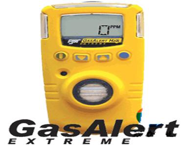 加拿大BW GAXT单一气体检测仪GasAlert Extreme
