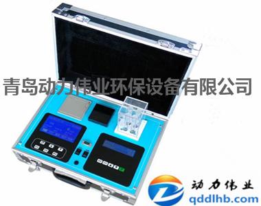 林芝DL-600B便携式多参数水质检测仪
