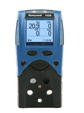 美国霍尼韦尔PHD6多种气体检测仪
