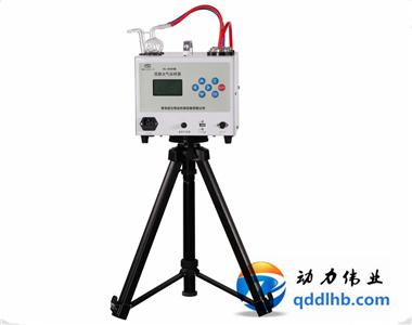 DL-6000(E)型双路恒温恒流大气采样器