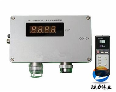 美国华瑞SP-1204A 型一氧化碳气体检测报警仪