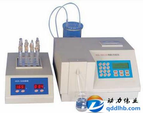 林芝HCA-100A COD比色测定仪
