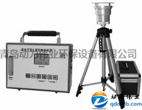 DL-6008室内可吸入颗粒物采样器