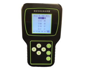 DL-6000F型挥发性有机物采样器