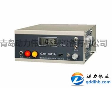 林芝GXH-3011A便携式红外线CO分析仪