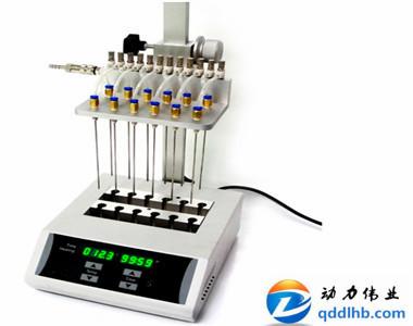 DL-DC(K)干热式可视氮吹仪