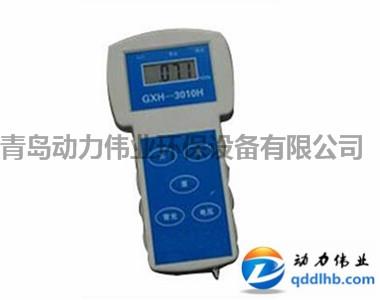 GXH-3010H手持式红外线CO2分析仪