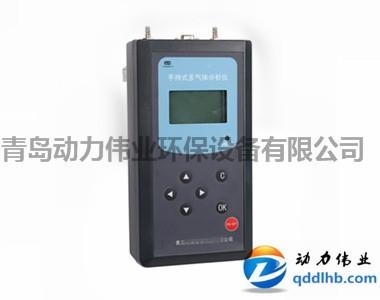 DL-3000A型手持式多气体分析仪