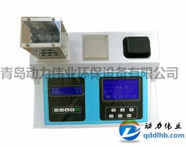 DL-510Y型总氮快速测定仪