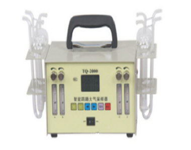 TQ-2000智能四气路大气采样器
