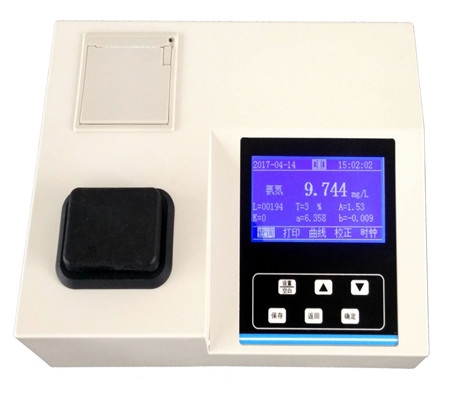 林芝DL-600D多参数水质快速测定仪