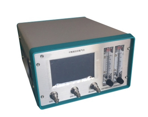 山东DL-6700型智能动态配气仪