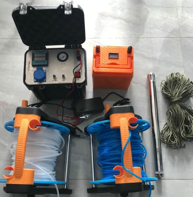 湖南DL-QN型微洗井气囊泵采样器