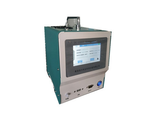 林芝DL-6000型智能双路恒流大气采样器