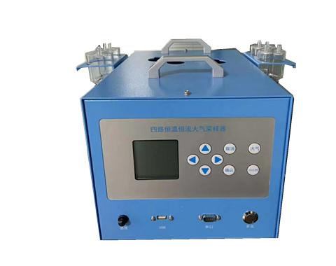 DL-6000(S)型四路恒温恒流大气采样器